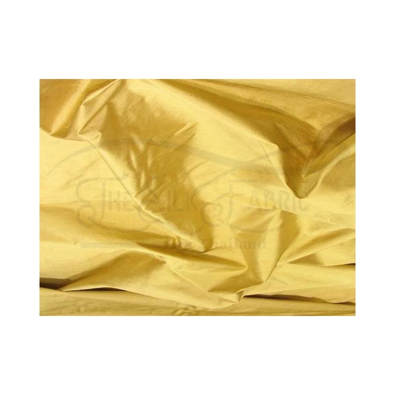 Metallic Gold S461 Silk Shantung Fabric