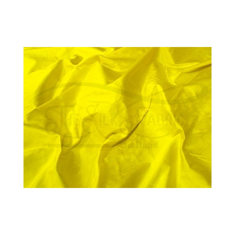 Yellow S467 Silk Shantung Fabric