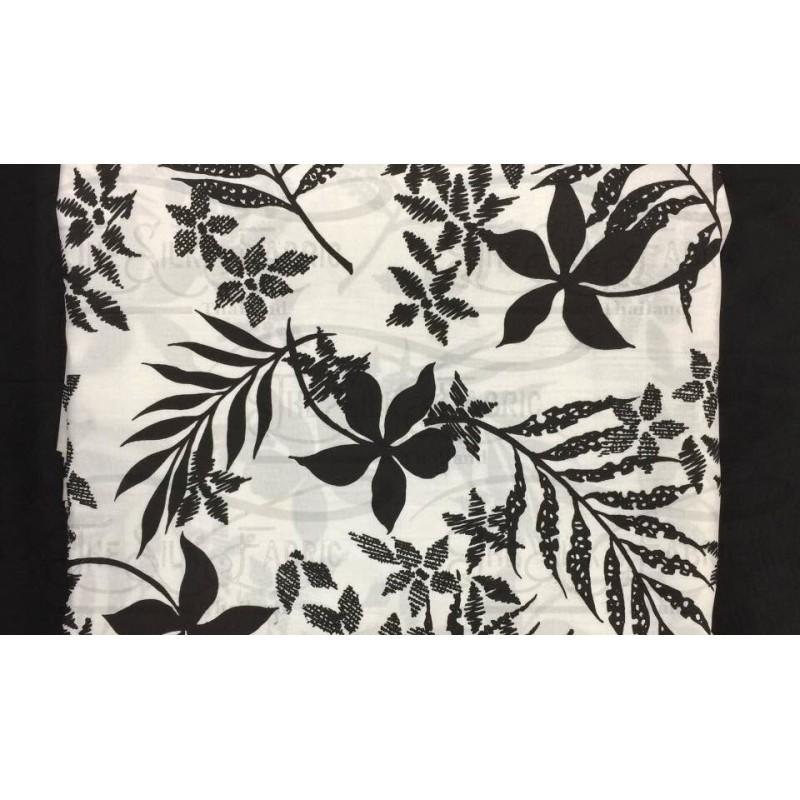 Silk Taffeta Printed TP009