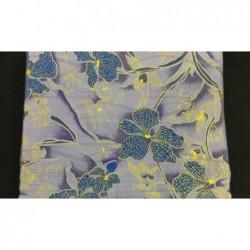 Silk Taffeta Printed TP012