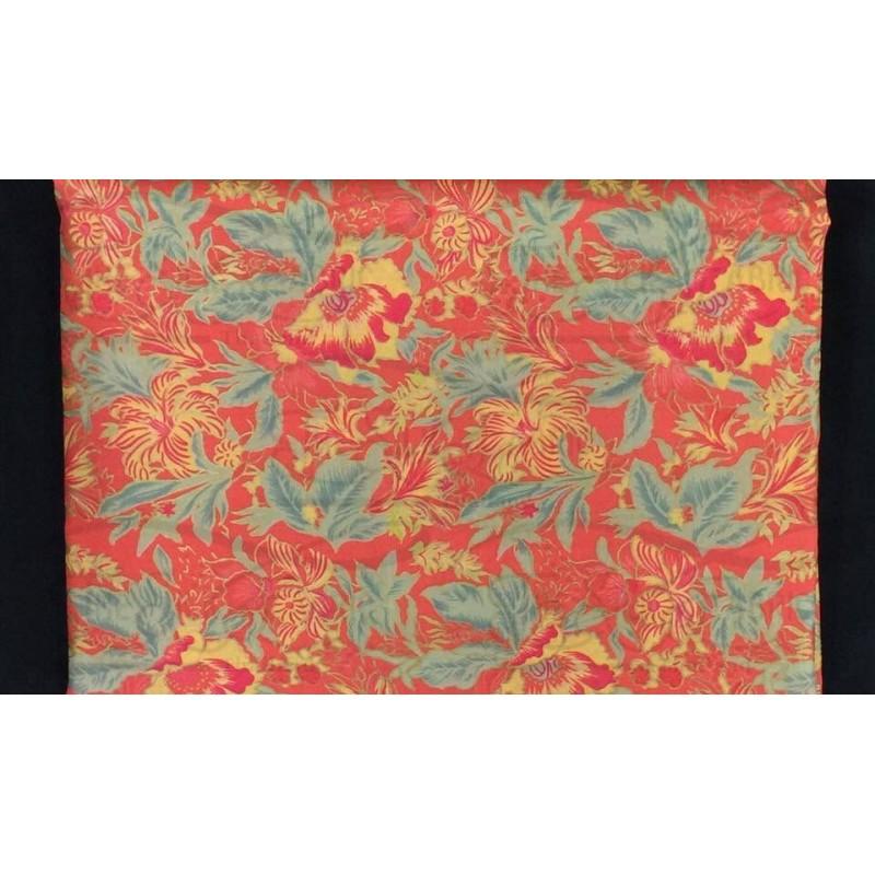 Silk Taffeta Printed TP014