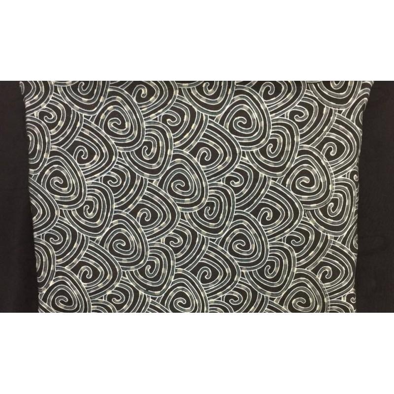 Silk Taffeta Printed TP015