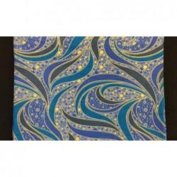 Silk Taffeta Printed TP019