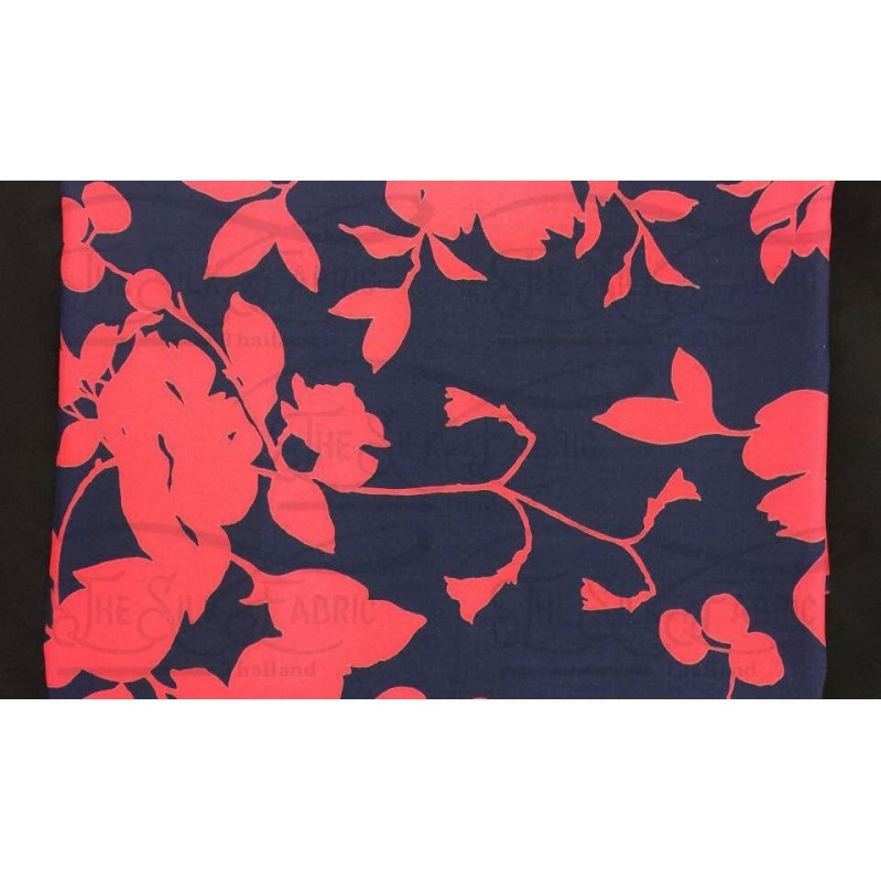 Silk Taffeta Printed TP021