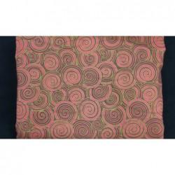 Silk Taffeta Printed TP026