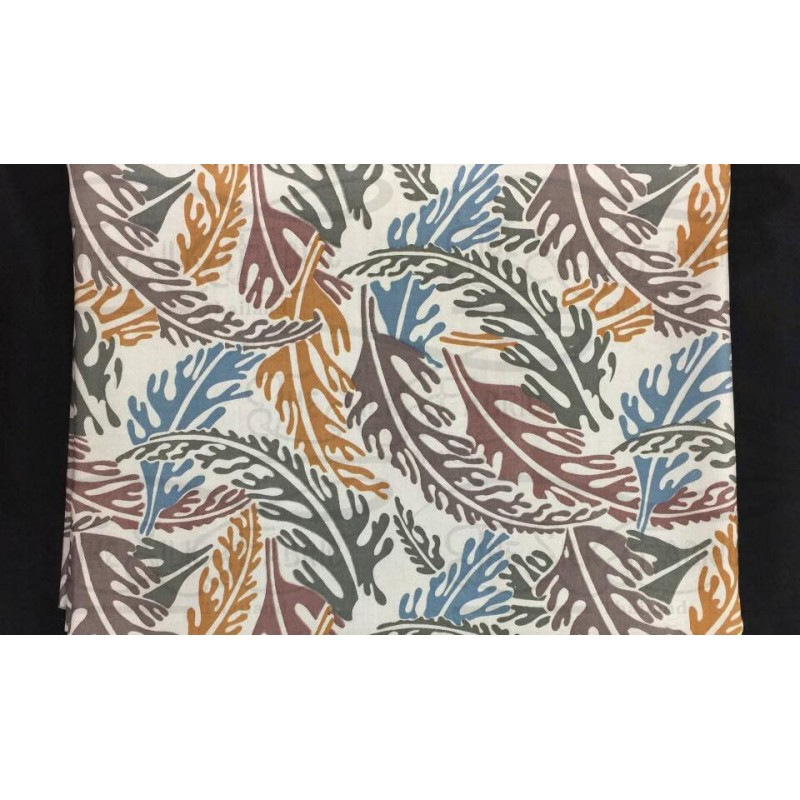 Silk Taffeta Printed TP032