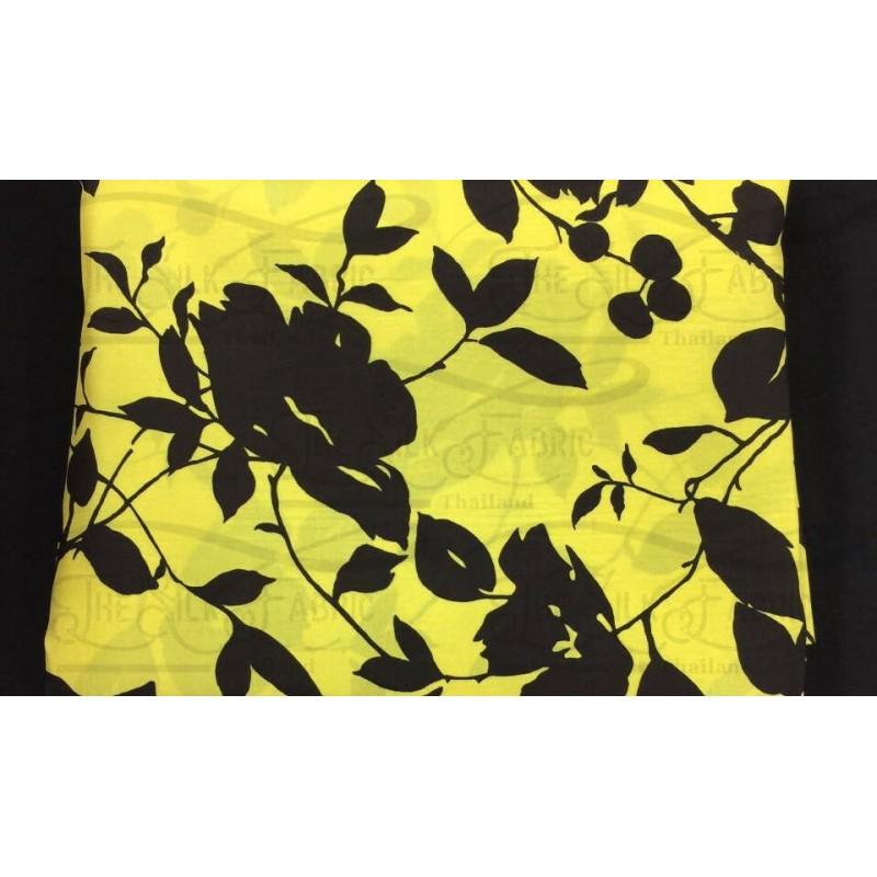 Silk Taffeta Printed TP049