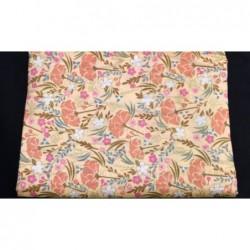 Silk Taffeta Printed TP062