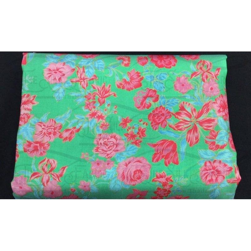 Silk Taffeta Printed TP067