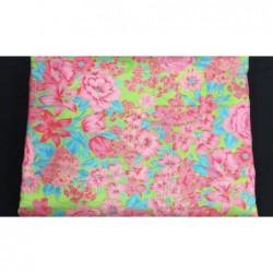 Silk Taffeta Printed TP071