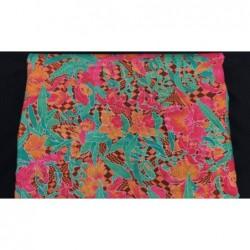Silk Taffeta Printed TP072
