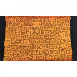 Silk Taffeta Printed TP078