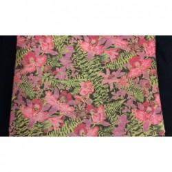 Silk Taffeta Printed TP083