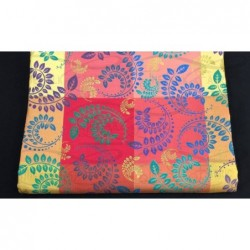Silk Taffeta Printed TP086