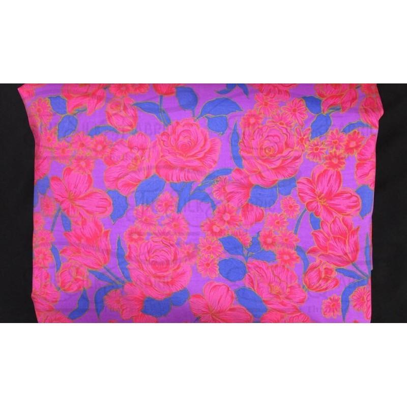 Silk Taffeta Printed TP088
