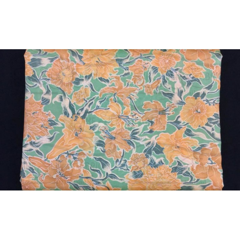 Silk Taffeta Printed TP089