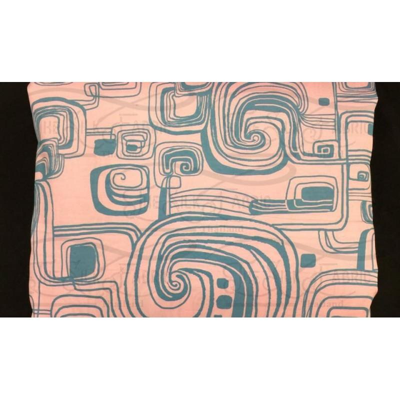 Silk Taffeta Printed TP091