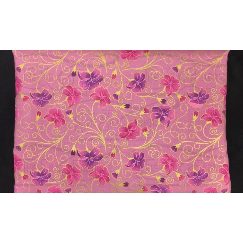 Silk Taffeta Printed TP098