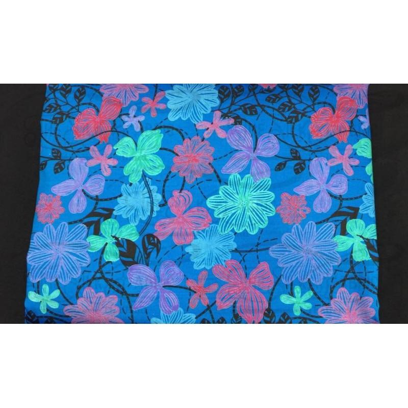 Silk Taffeta Printed TP140