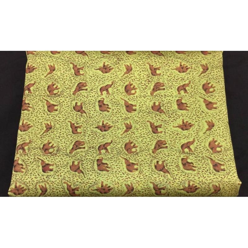 Silk Taffeta Printed TP141