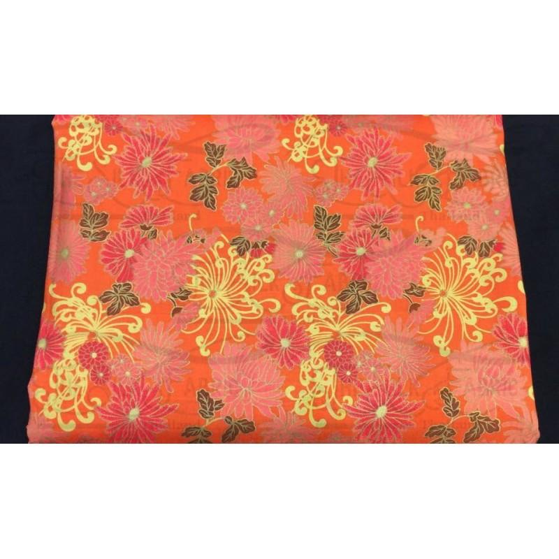 Silk Taffeta Printed TP142
