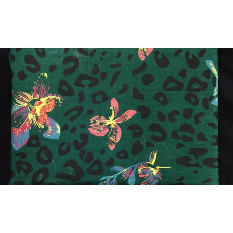 Silk Taffeta Printed TP144