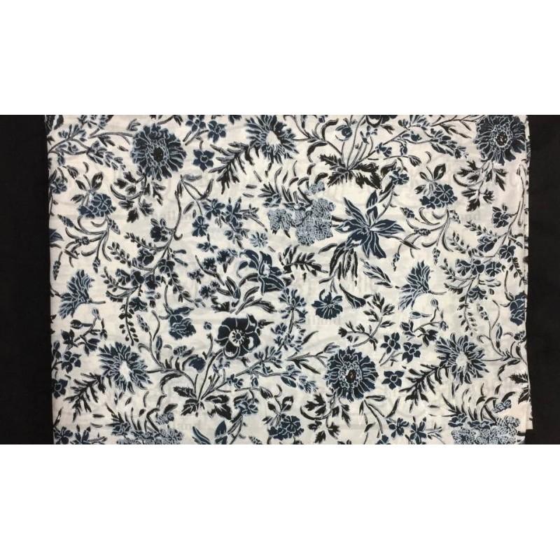 Silk Taffeta Printed TP146