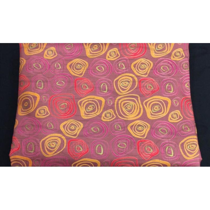 Silk Taffeta Printed TP154