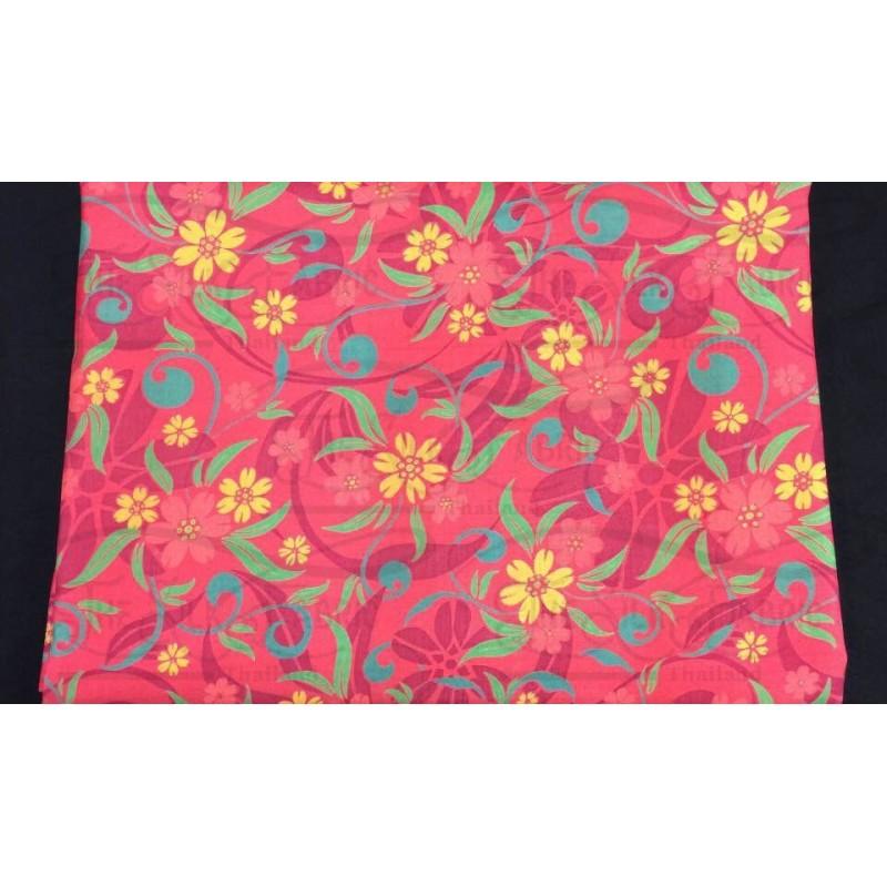 Silk Taffeta Printed TP160