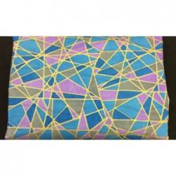 Silk Taffeta Printed TP178