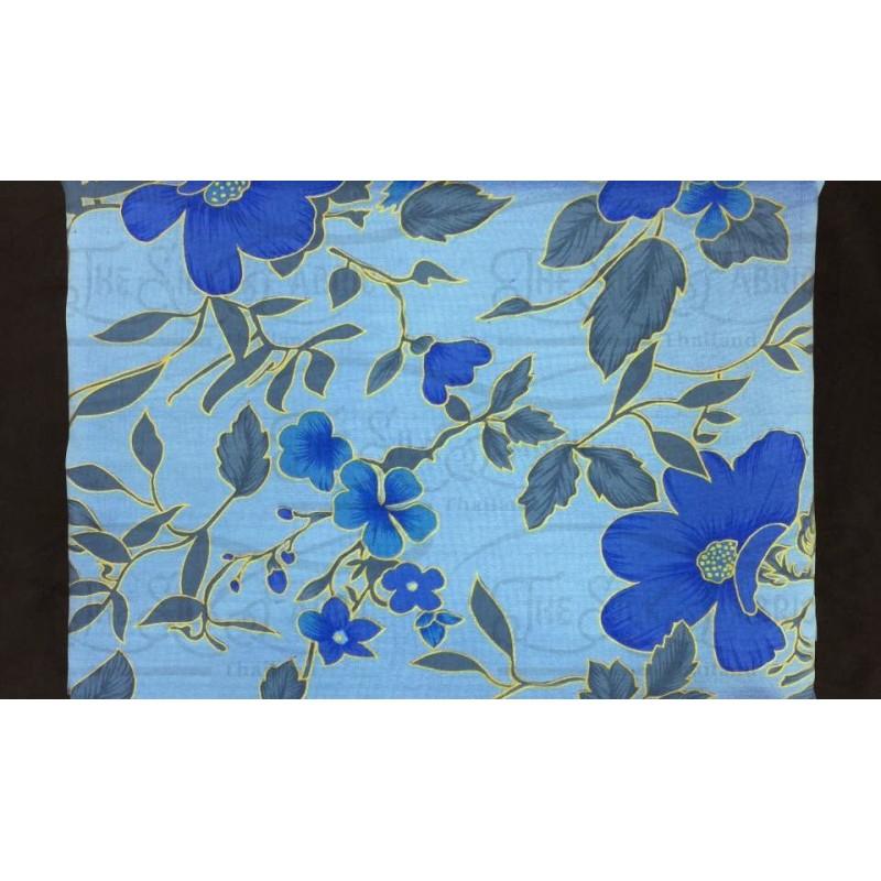 Silk Taffeta Printed TP182