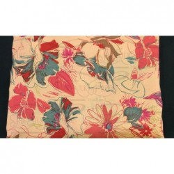Silk Taffeta Printed TP190