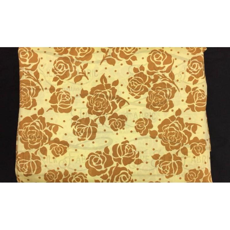 Silk Taffeta Printed TP192