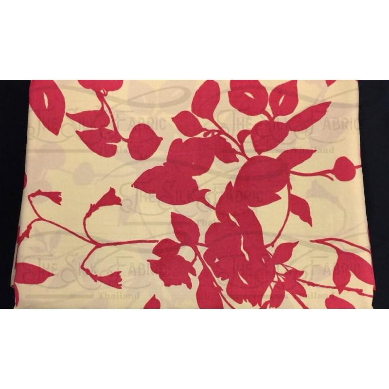Silk Taffeta Printed TP221