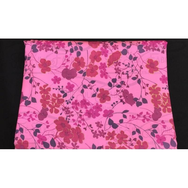 Silk Taffeta Printed TP228
