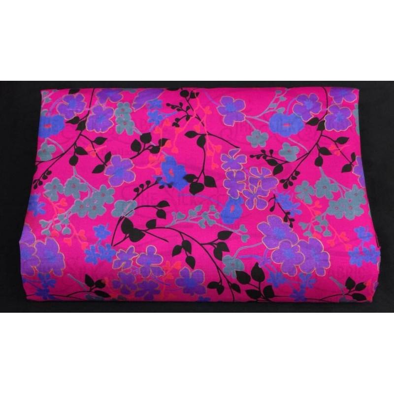 Silk Taffeta Printed TP233