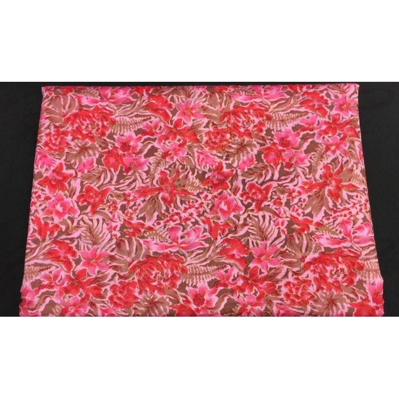 Silk Taffeta Printed TP236