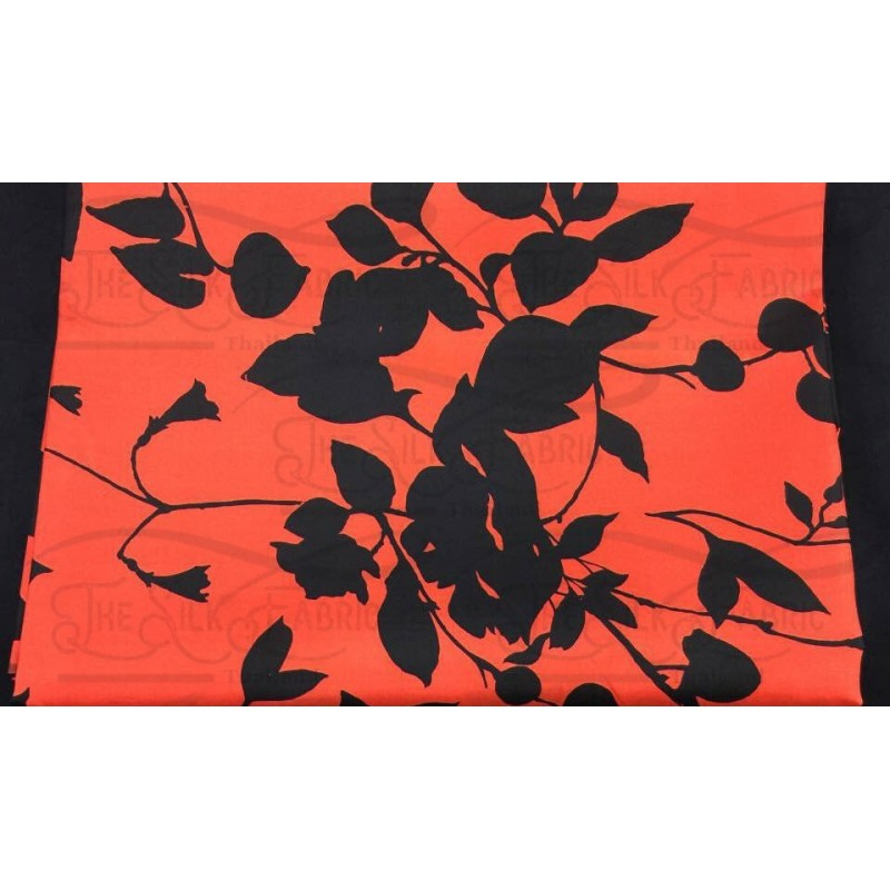 Silk Taffeta Printed TP265