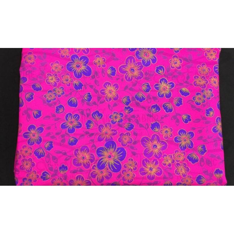 Silk Taffeta Printed TP273