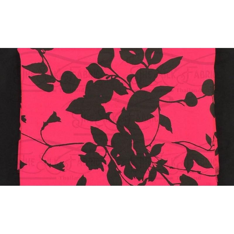Silk Taffeta Printed TP284