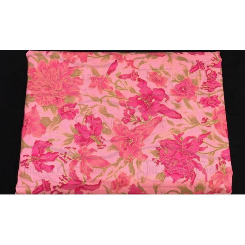 Silk Taffeta Printed TP310