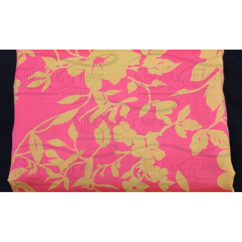 Silk Taffeta Printed TP318