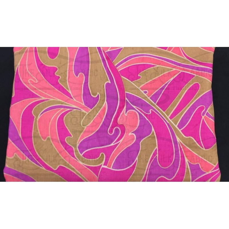 Silk Taffeta Printed TP322
