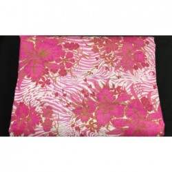 Silk Taffeta Printed TP333
