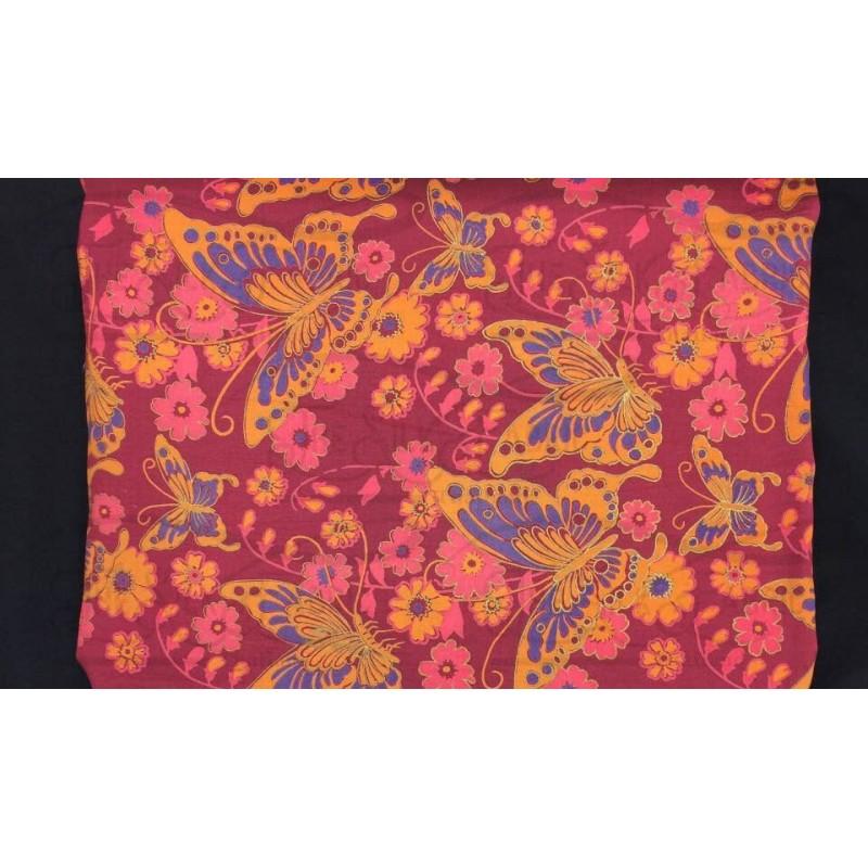 Silk Taffeta Printed TP334