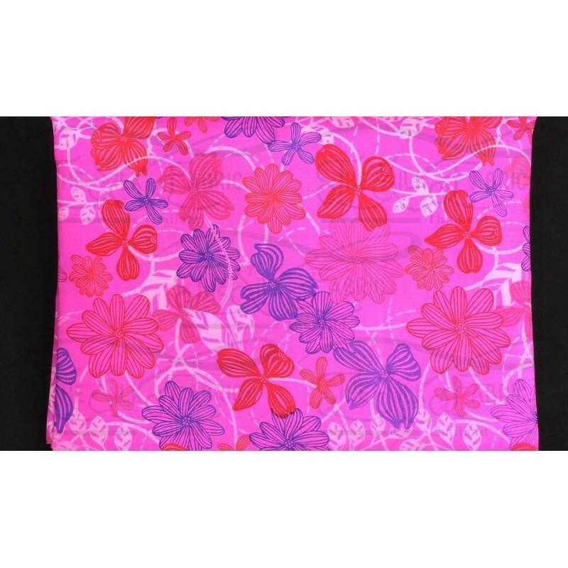 Silk Taffeta Printed TP346