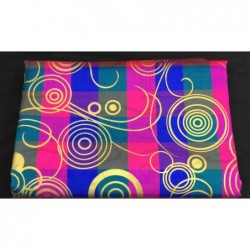 Silk Taffeta Printed TP347