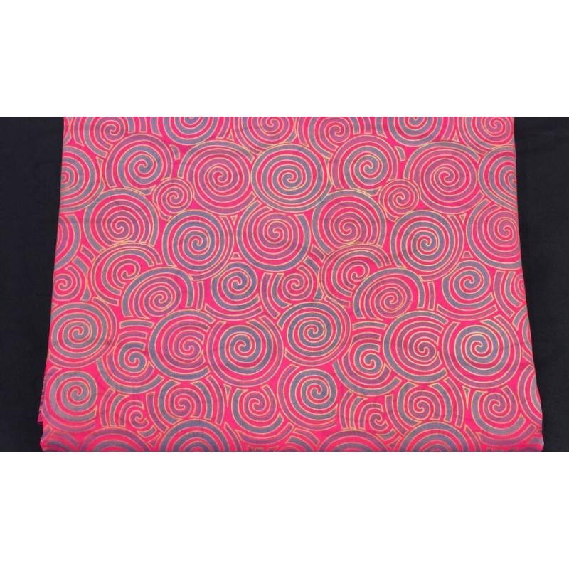 Silk Taffeta Printed TP353