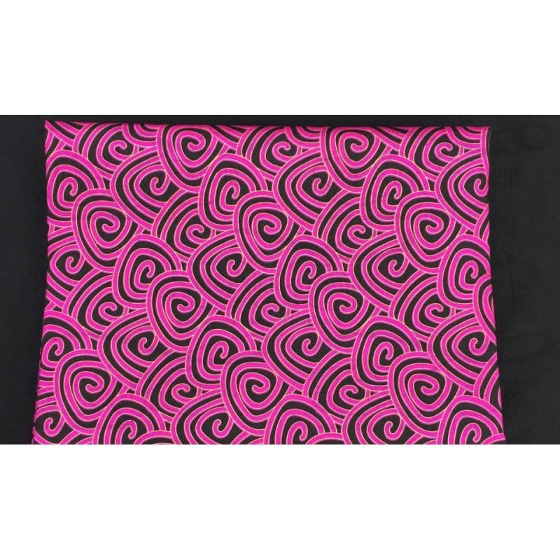 Silk Taffeta Printed TP368