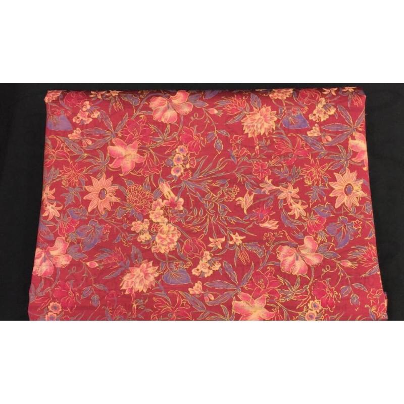 Silk Taffeta Printed TP371